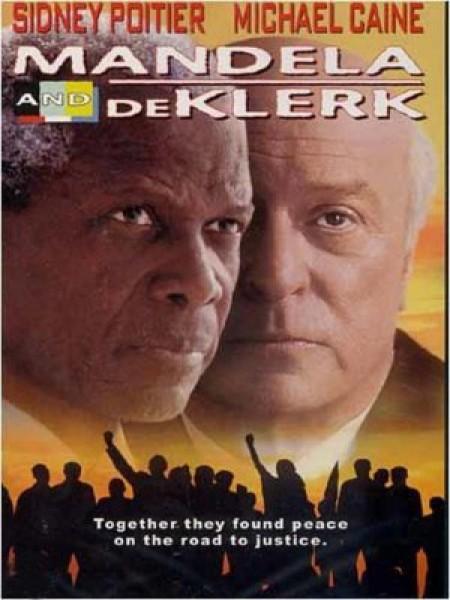 Cine974, Mandela and de Klerk