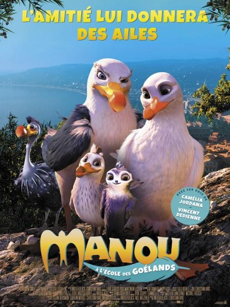 Cine974, Manou à l'école des goélands