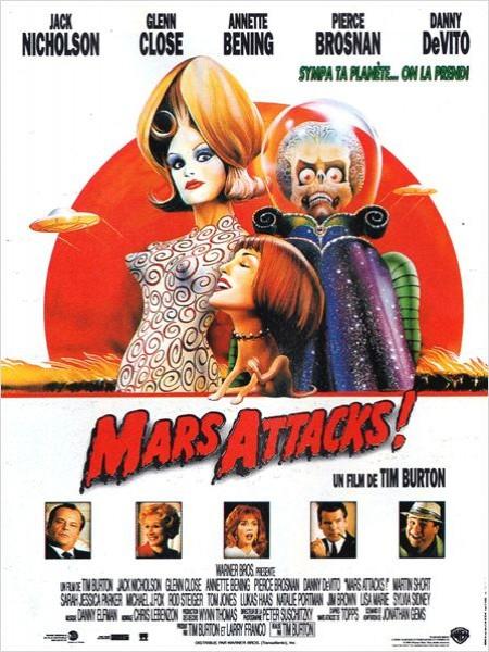 Cine974, Mars Attacks!
