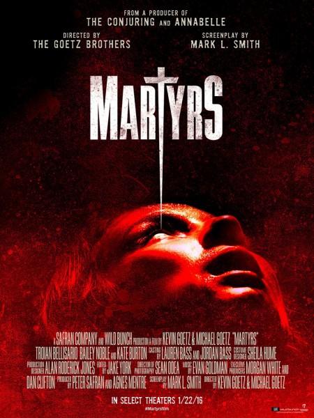 Cine974, Martyrs