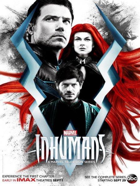 Cine974, Marvel's Inhumans