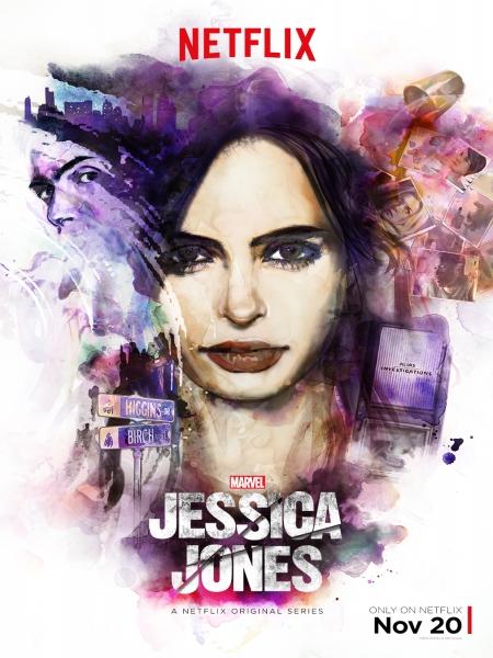 Cine974, Marvel's Jessica Jones