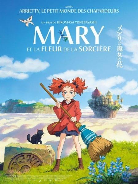 Cine974, Mary et la fleur de la sorcière