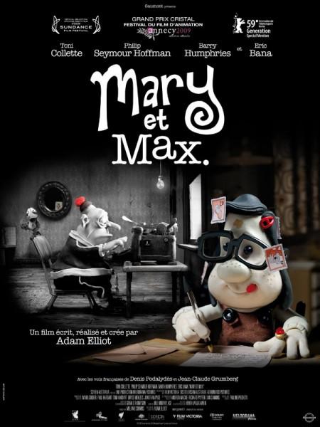 Cine974, Mary et Max.