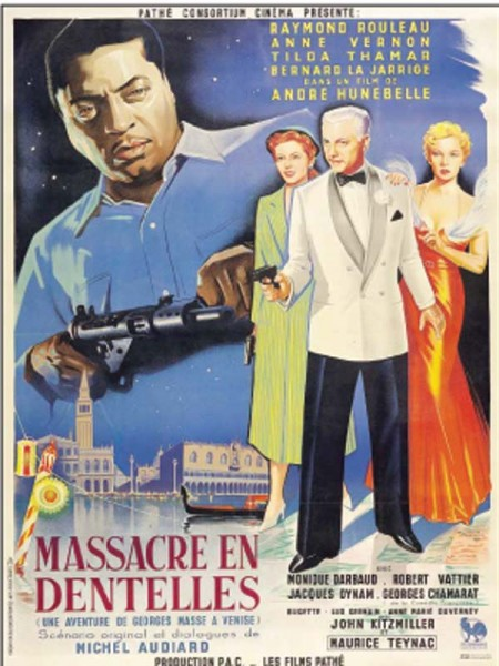 Cine974, Massacre en dentelles