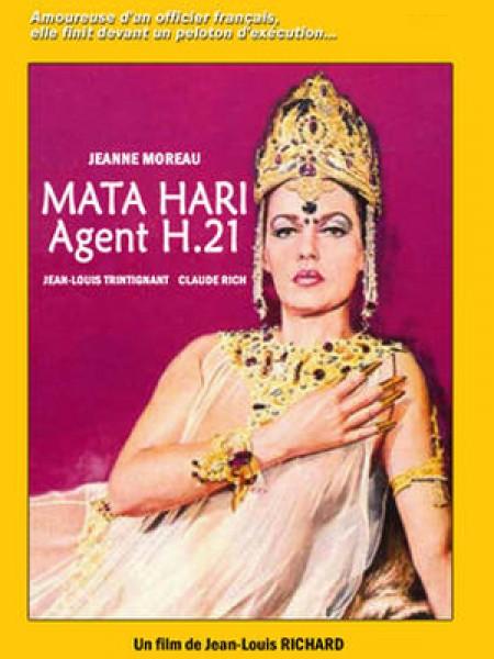 Cine974, Mata-Hari, agent H21