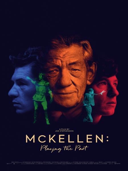 Cine974, McKellen: Playing the Part