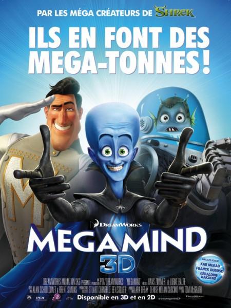 Cine974, Megamind