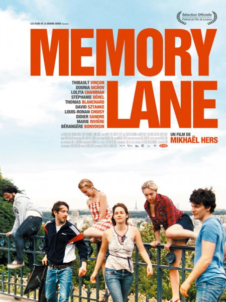 Cine974, Memory Lane