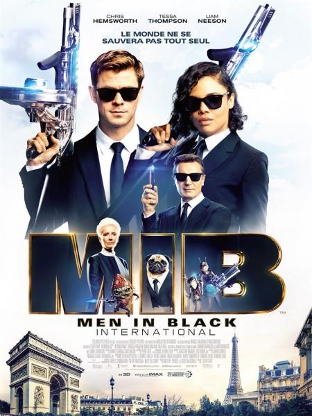 Cine974, Men in Black: International