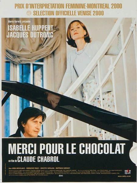 Cine974, Merci pour le chocolat