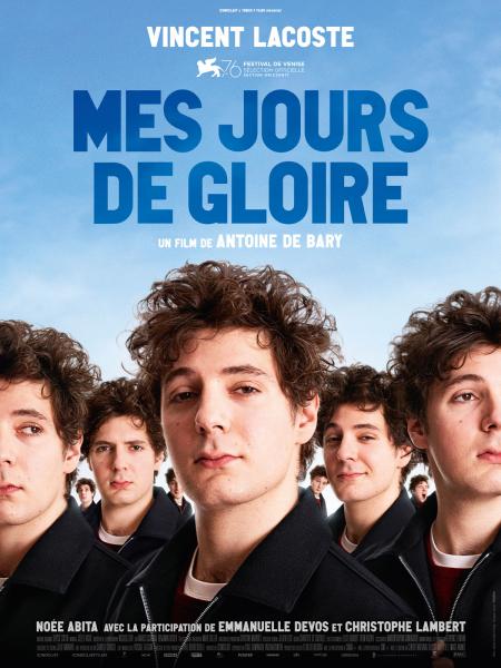 Cine974, Mes jours de gloire