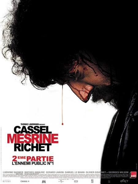 Cine974, Mesrine : L'Ennemi public n°1