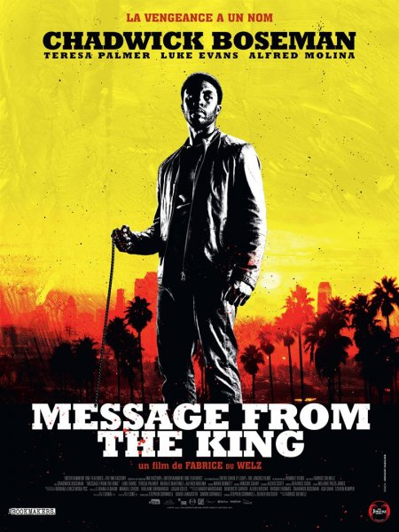 Cine974, Message From The King