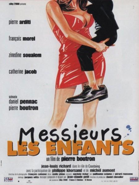 Cine974, Messieurs les enfants