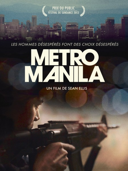Cine974, Metro Manila