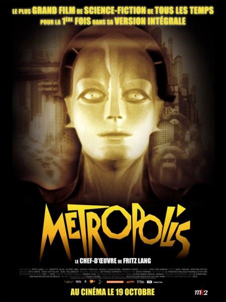 Cine974, Metropolis