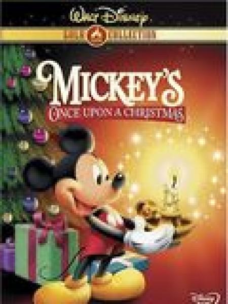 Cine974, Mickey, il était une fois Noël