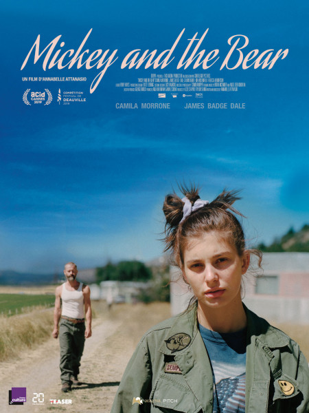 Cine974, Mickey and the Bear