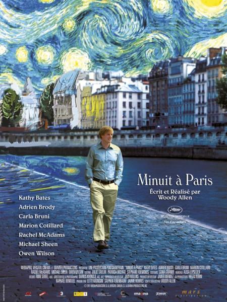 Cine974, Minuit à Paris