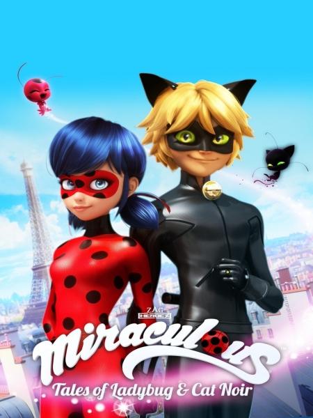 Cine974, Miraculous, les aventures de Ladybug et Chat Noir