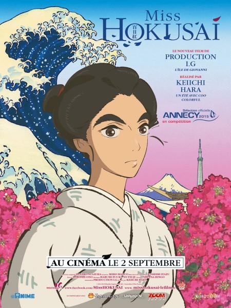 Cine974, Miss Hokusai