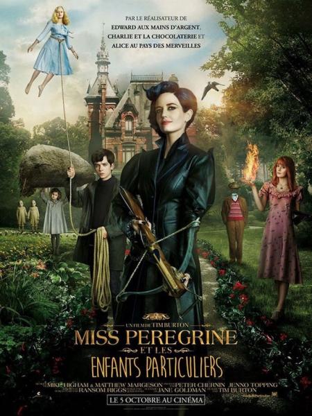 Cine974, Miss Peregrine et les enfants particuliers