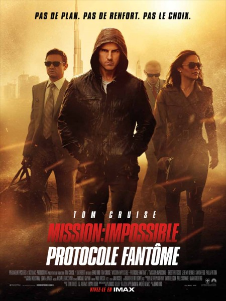 Cine974, Mission : Impossible - Protocole fantôme