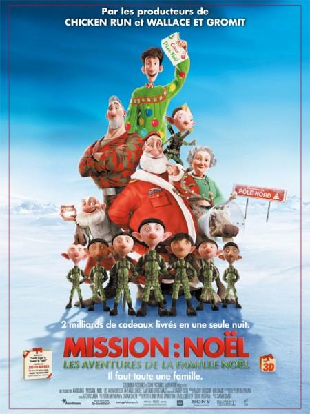 Cine974, Mission : Noël Les aventures de la famille Noël