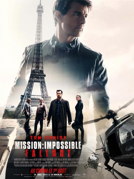 Cine974, Mission: Impossible - Fallout