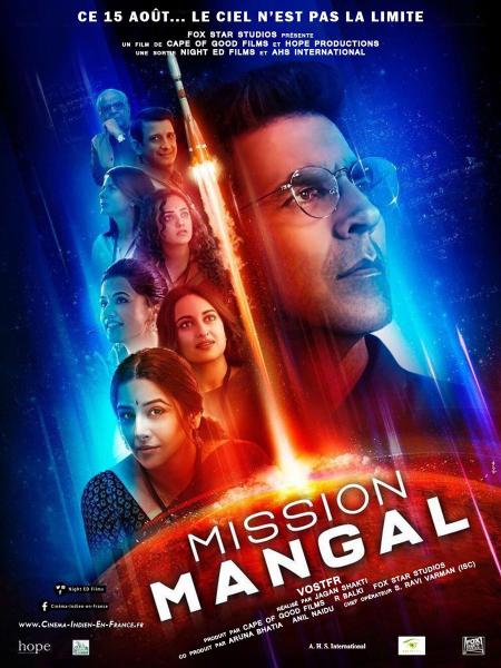 Cine974, Mission Mangal
