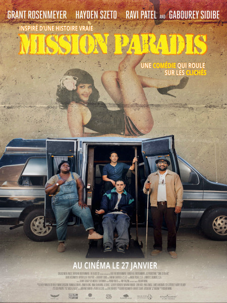 Cine974, Mission Paradis