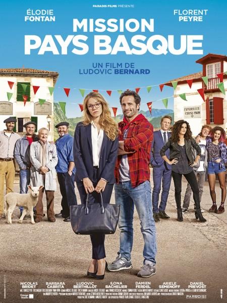 Cine974, Mission Pays Basque
