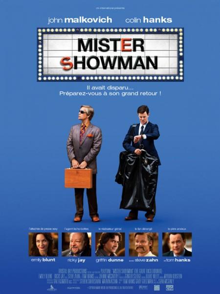 Cine974, Mister Showman