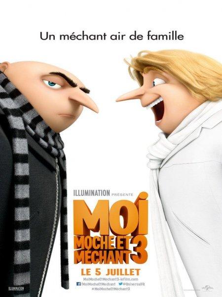 Cine974, Moi, Moche et Méchant 3