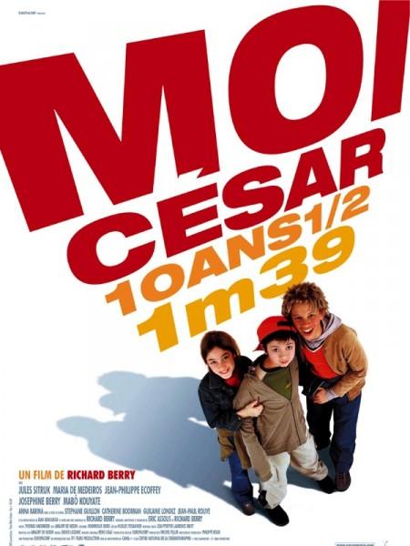 Cine974, Moi César, 10 ans 1/2, 1,39 m