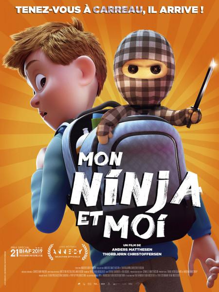 Cine974, Mon ninja et moi