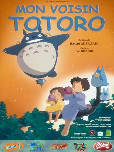 Cine974, Mon voisin Totoro