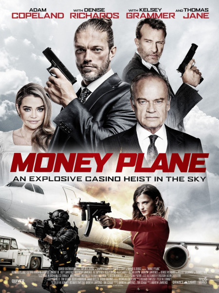Cine974, Money Plane
