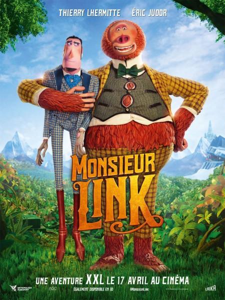 Cine974, Monsieur Link