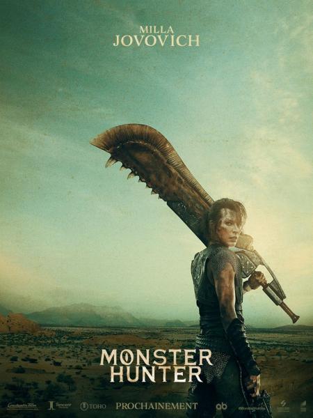 Cine974, Monster Hunter
