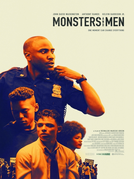 Cine974, Monsters and Men