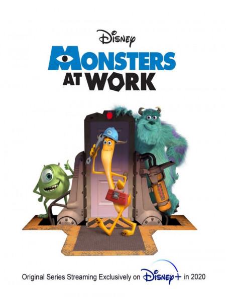 Cine974, Monstres & Cie : Au travail