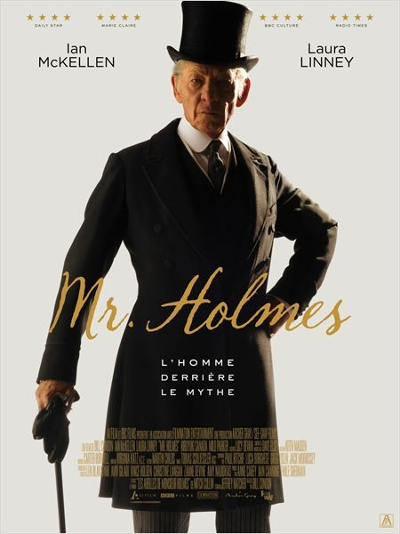 Cine974, Mr. Holmes