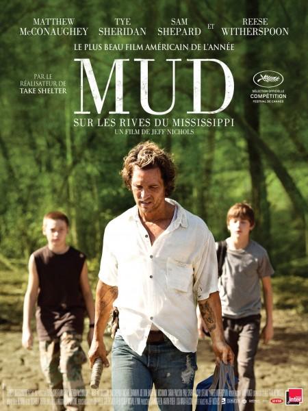 Cine974, Mud - Sur les rives du Mississippi