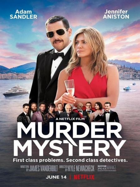 Cine974, Murder Mystery