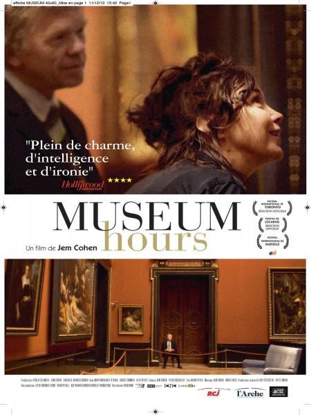Cine974, Museum Hours