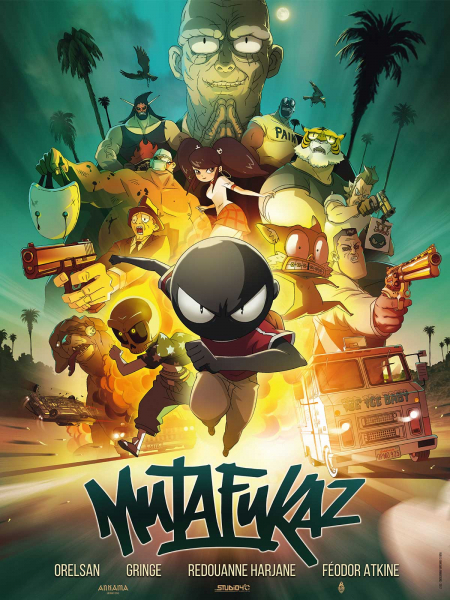 Cine974, Mutafukaz