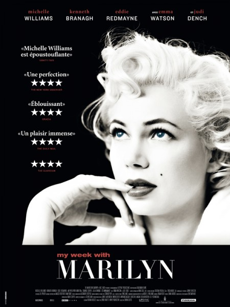 Cine974, My Week with Marilyn