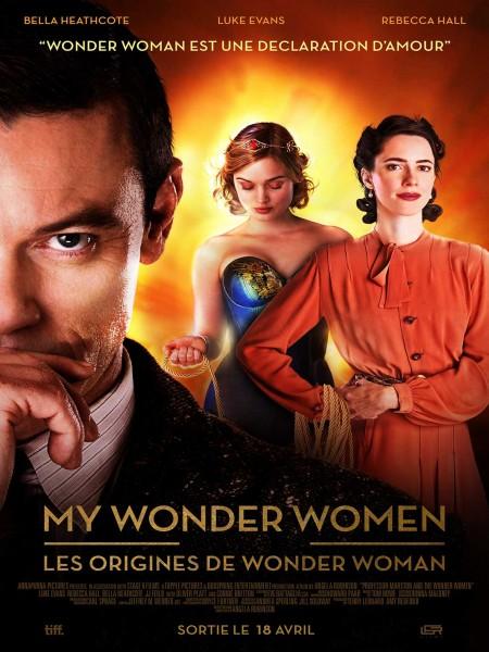 Cine974, My Wonder Women